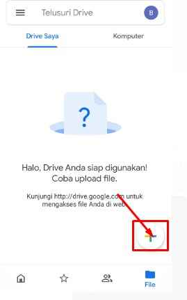 Cara Mengirim File Lewat Google Drive Di Android Juga Gampang Area Fokus