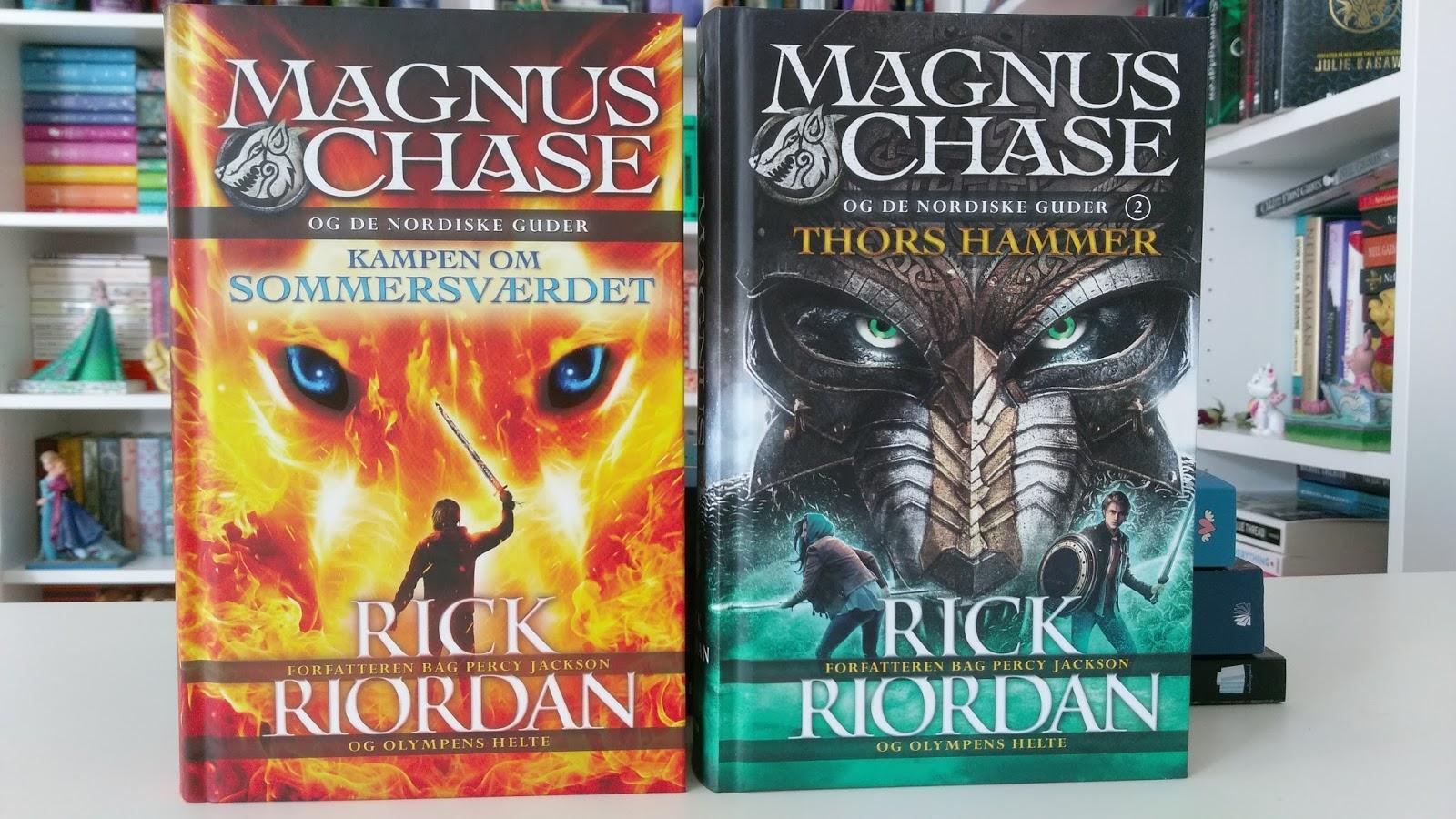 bøger om nordiske guder
