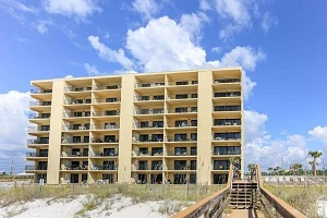 Ocean Breeze West Condos Perdido Key Florida