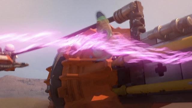 Lego Star Wars Especial Felices Fiestas 720p latino