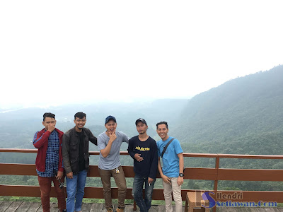Spot Foto Terbaik di Gunung Galunggung