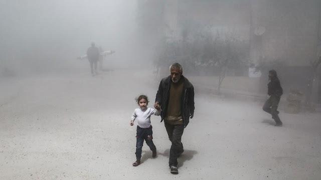 NYT: Ειδικοί του ΟΗΕ θεωρούν ότι η Βόρεια Κορέα συνδέεται με το πρόγραμμα χημικών όπλων της Δαμασκού