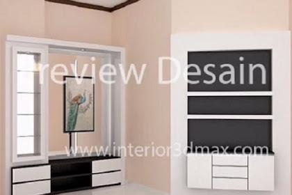 Jasa Desain Interior Apartemen Studio Harga Murah