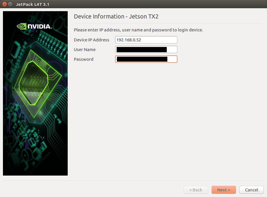 How to install JetPack 3 1 on Nvidia Jetson TX2 | My Public Notepad