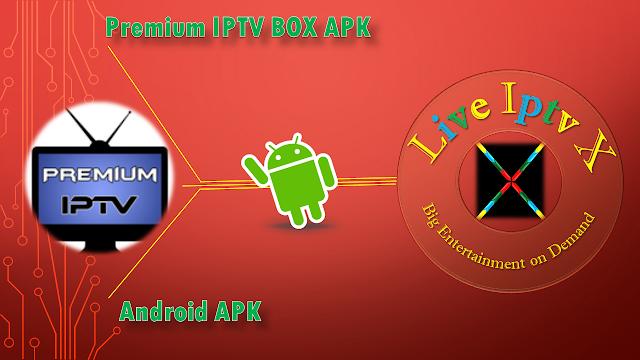 Premium IPTV BOX APK