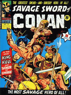 Marvel UK, Savage Sword of Conan #13