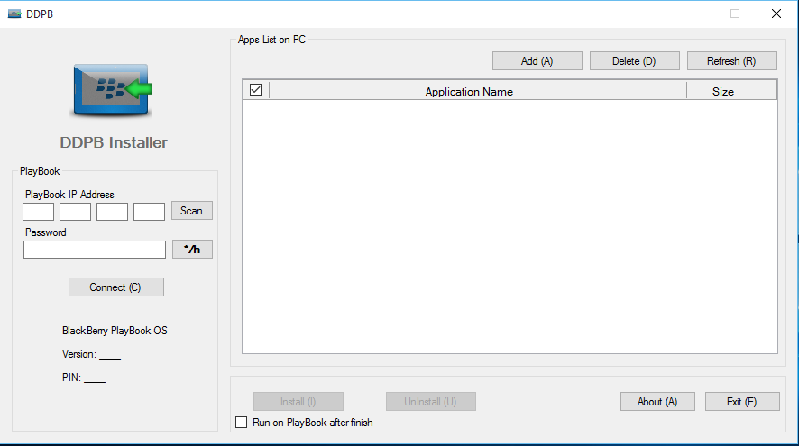 ddpb installer 1.0 8
