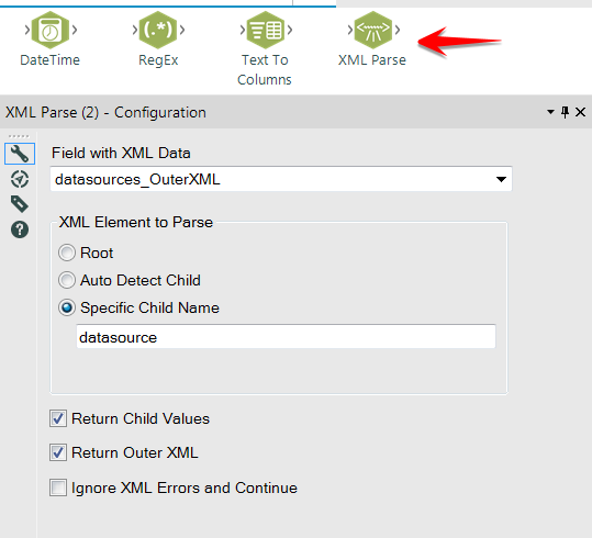 Creating a TWB (Tableau Workbook) Audit Workflow in Alteryx