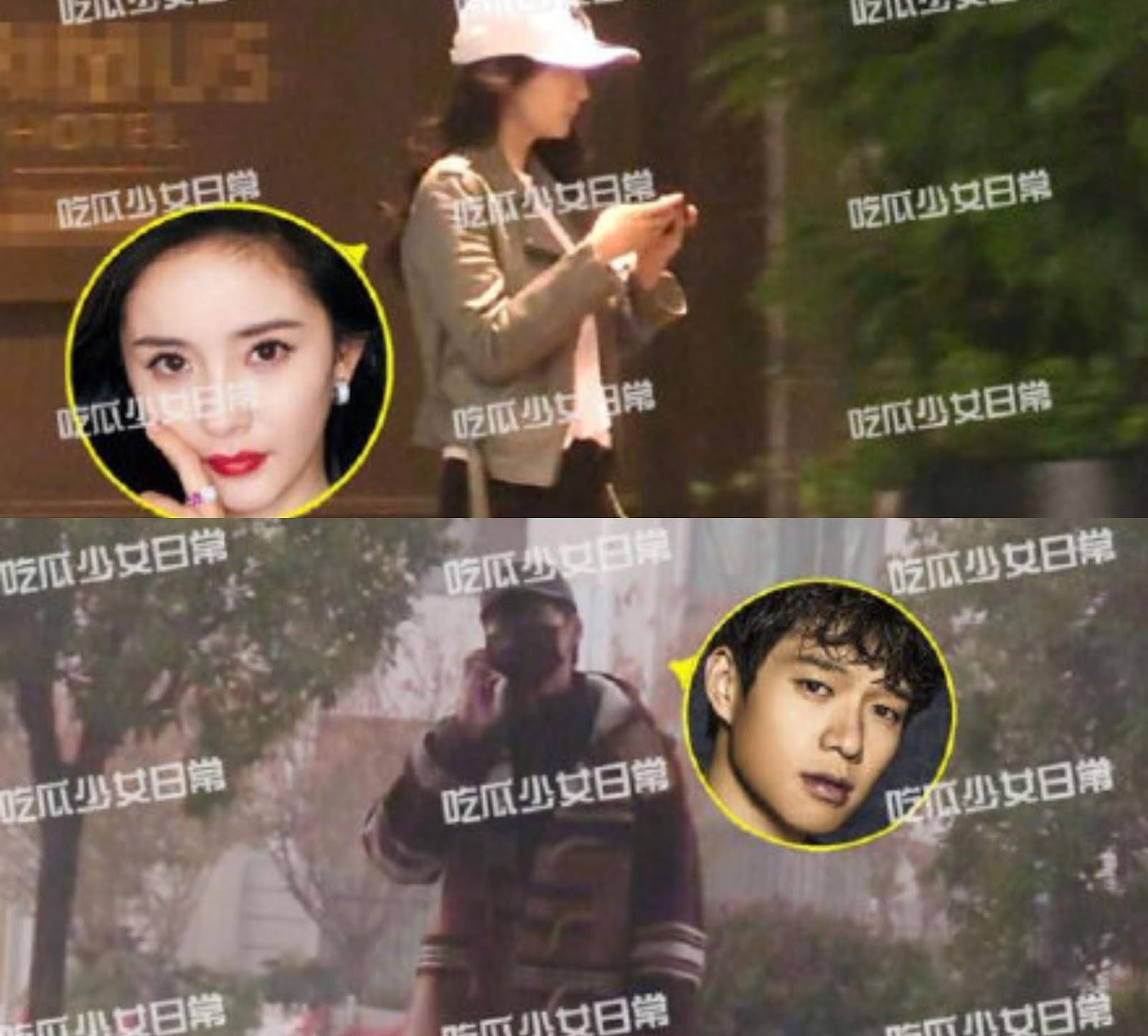 Image result for yang mi wei da xun