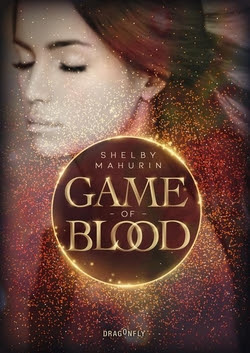 Bücherblog. Rezension. Buchcover. Game of Blood (Bd.2 ) von Shelby Mahurin. Fantasy. Jugendbuch. Dragonfly.