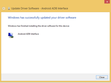 Cara Instal Driver ADB Interface Di Windows 7, 8.1 Dan 10
