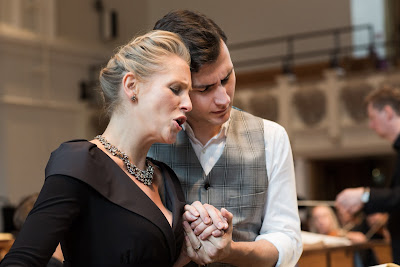 Ellie Laugharne, Bradley Travis - Don Giovanni - Classical Opera - photo Benjamin Ealovega