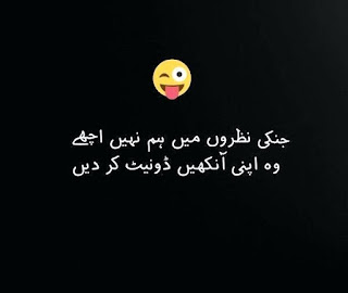 funny urdu quotes 18