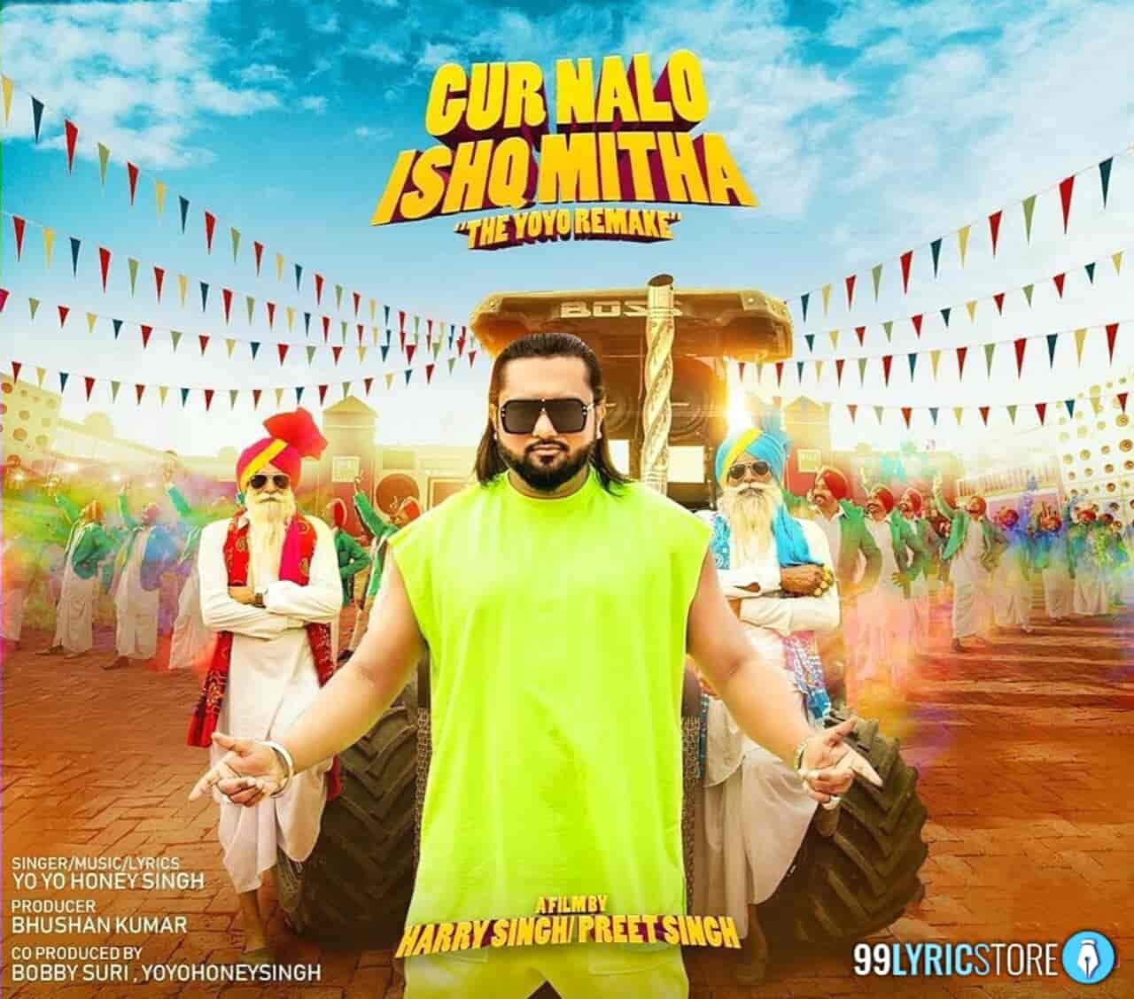 Gur Nalo Ishq Mitha Lyrics sung by Yo Yo Honey Singh