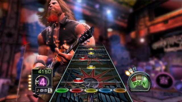 Imagem do Guitar Hero 3: Legends of Rock