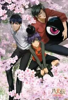 مشاهدة جميع حلقات أنمي Hakkenden Touhou Hakken Ibun S1S2 الموسم الأول و الثاني مترجم أون لاين على موقع ot4ku.