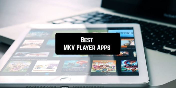 قائمة, تطبيقات, تشغيل, فيديوهات, MKV ,Player