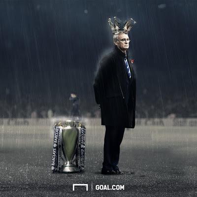 Leicester sa thải HLV Claudio Ranieri