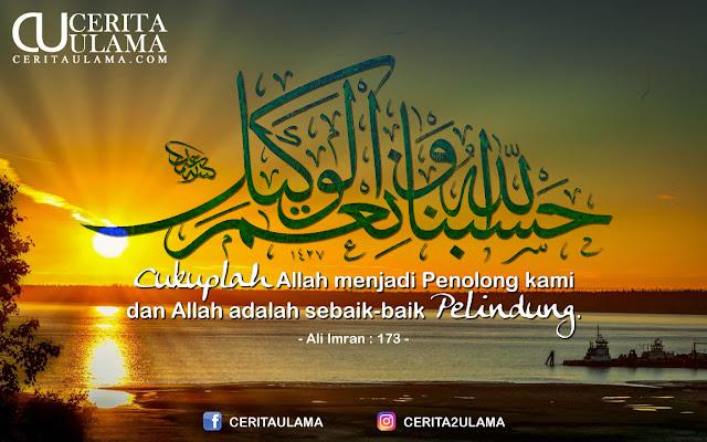 Kutipan Qur'an - Surah Ali Imran, Ayat 173
