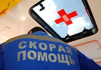 Бригада скорой помощи Судиславской больницы