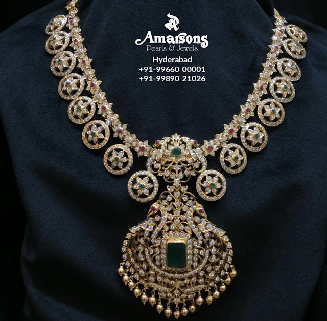 Diamond Bottu Mala by Amarsons