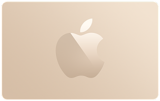 Tarjeta Apple Store