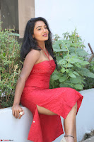 Mamatha sizzles in red Gown at Katrina Karina Madhyalo Kamal Haasan movie Launch event 021.JPG