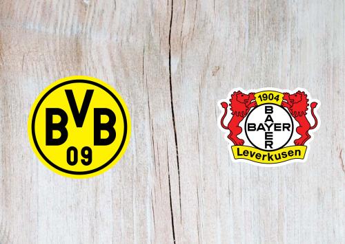 Borussia Dortmund vs Bayer Leverkusen Full Match & Highlights 22 May 2021