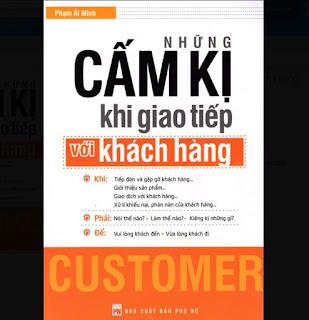 Những Cấm Kị Khi Giao Tiếp Với Khách Hàng ebook PDF-EPUB-AWZ3-PRC-MOBI