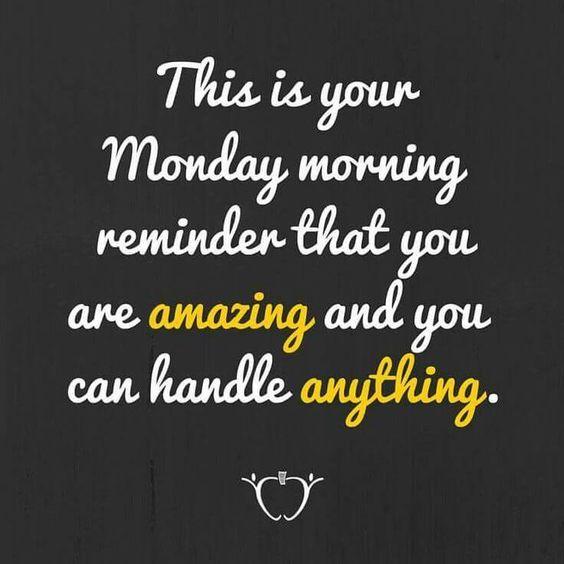 monday motivation quotes