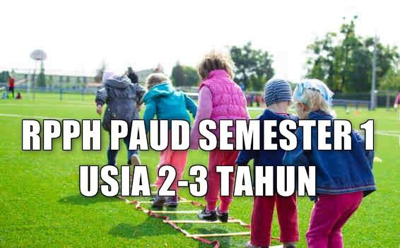 RPPH PAUD Semester 1
