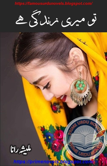 Tu meri zindagi hai novel online reading by Malisha Rana Complete