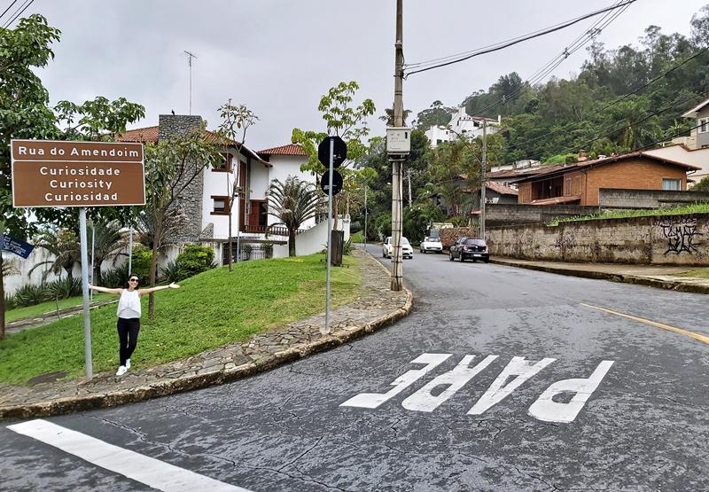 A curiosa Rua do Amendoim, Belo Horizonte