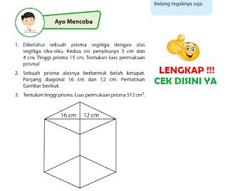 Kunci Jawaban Buku Senang Belajar Matematika Kelas 6 Halaman 109, Halaman 110 www.simplenews.me