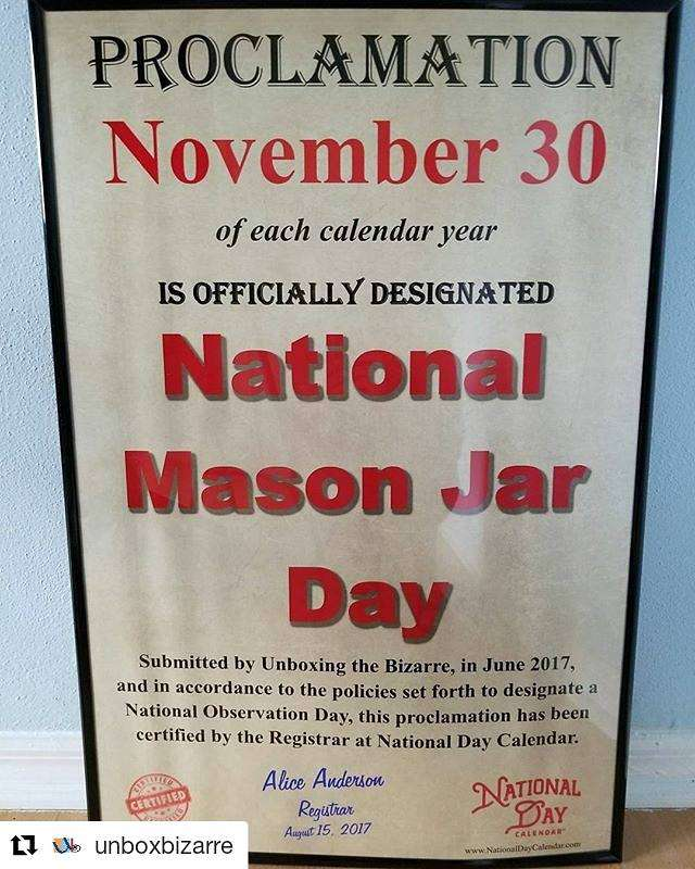 National Mason Jar Day Wishes pics free download