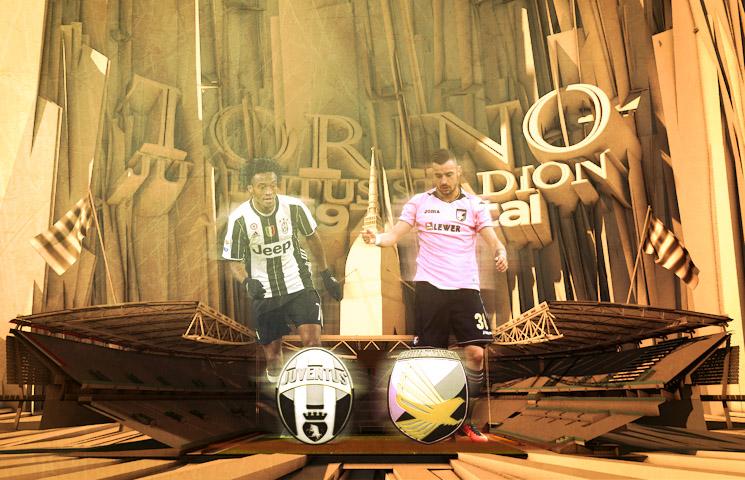 Serie A 2016/17 / 25. kolo / Juventus - Palermo, petak, 20:45h
