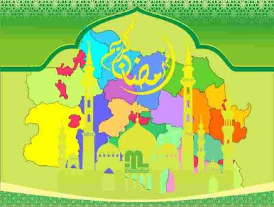 Jadwal Imsakiyah 2017 untuk 27 Kab/Kota Jawa Barat
