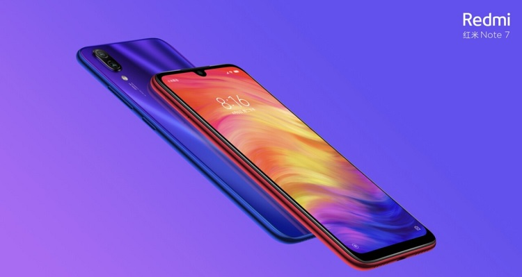 Redmi Note 7 Now Official