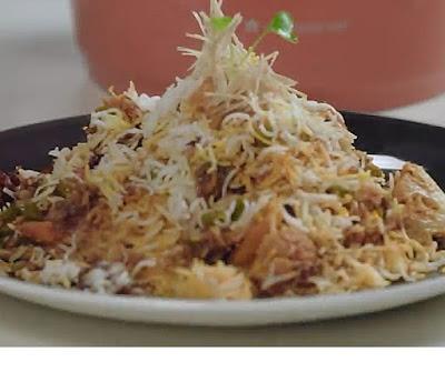 How to make vegetable biryani at home