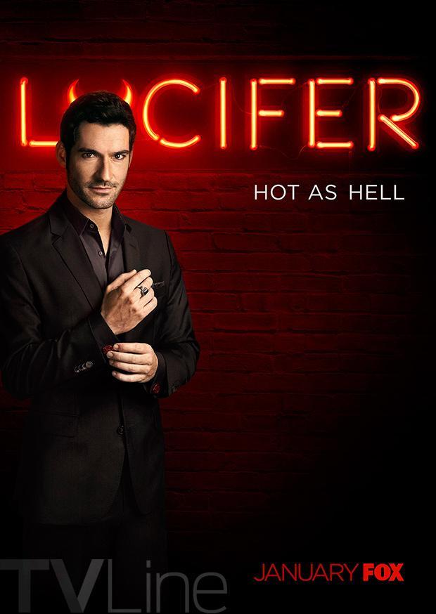 Lucifer Temporada Serie Completa 1080p Dual Latino/Ingles