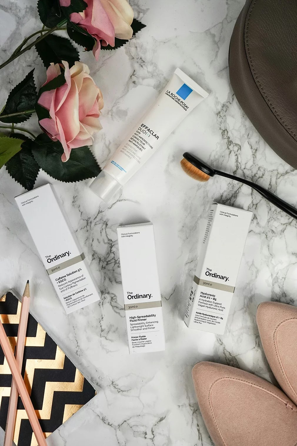 La Roche Posay the Ordinary skincare favourites