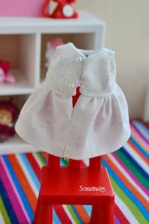 платье для пупсика Минимир