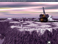 Videojuego Cosmos Quest III - The Mines of Isagor