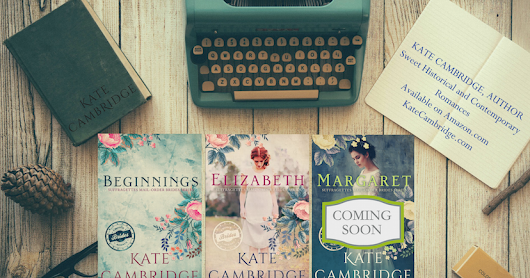 Kate Cambridge Reveals Cover for Book Three in the Suffragette Mail-Order Brides Agency Series