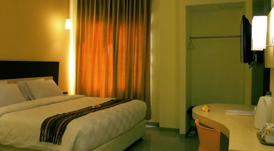 Fasilitas M Hotel Mataram Lombok