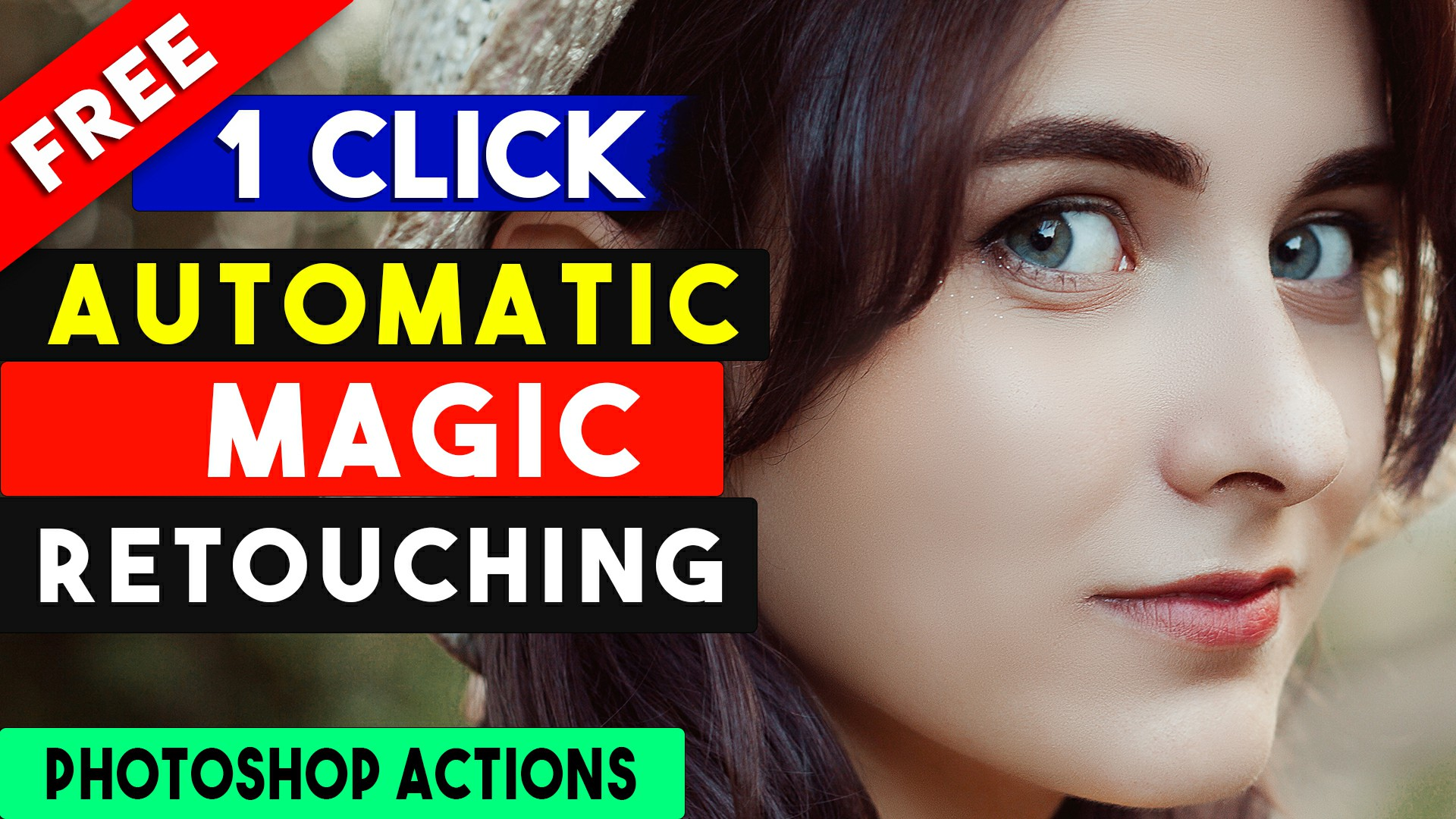 Automatic Magic retouch