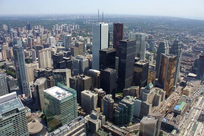 Toronto CBD