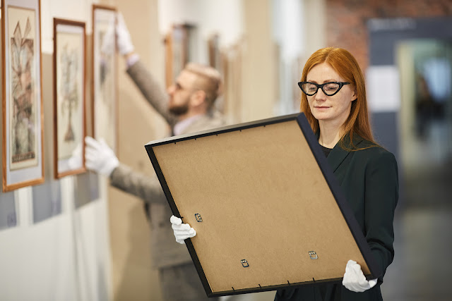 Art Storage Services in New York