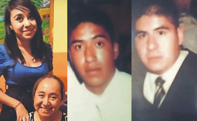 URGENTE: María sufre por el feminicidio de su hija y el asesinato de sus otros 2 hijos, en Edomex
