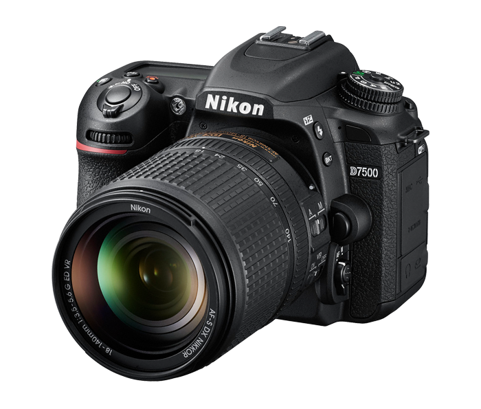 Harga NIKON D7500 DSLR With 18-140mm Lens Di Tahun 2021 Terbaru